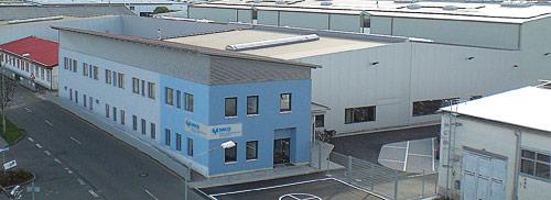 Firmengebäude MKB Metall- und Kunststofftechnik